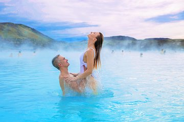 Golden Circle with Blue Lagoon Private Tour from Reykjavik