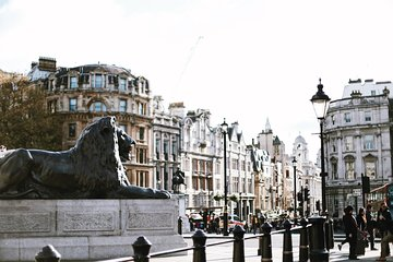 London City Center Westminster Guided Walking Tour - Private Tour