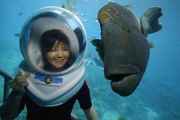 Bali Seawalker Tour