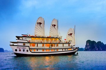 Halong Bay Cruise 2 Days - 1 Night ...