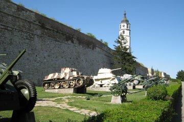 Entrada al Museo Militar Belgrad