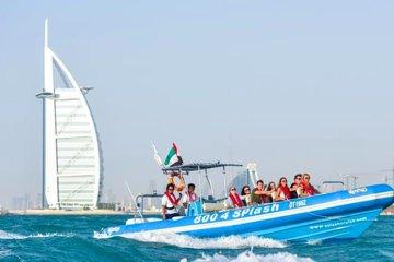 Dubai Marina Speedboat Tour
