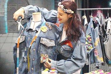 Unique Fashion Workshop / Denim Jacket
