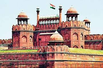 Red Fort with museum E-Tickets w/ Optional add Ons