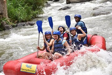 Ubud White Water Rafting with Complimentary Lunch