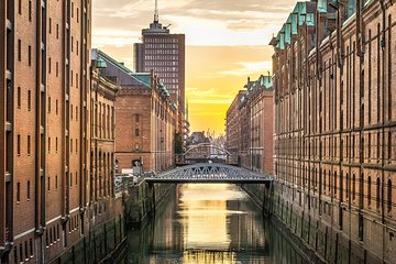 Hamburg Small Group Walking Tour Tickets