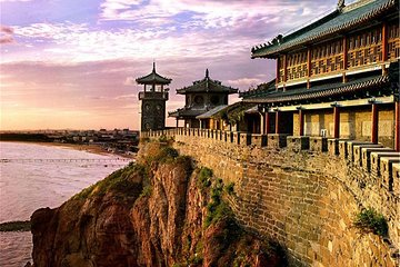 Private Day Trip to Penglai Pavilion, Changyu Castel Chateau and more in Yantai