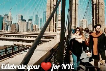 Film My Travel Private New York City Walking Tour with a Personal Filmmaker