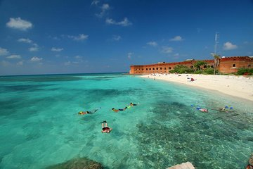 Dry Tortugas National Park Day Trip by Catamaran from Key West