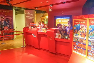 Madame Tussauds Bangkok Admission Ticket