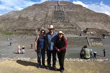 Save 10.00%! Private Tour: Teotihuacan and Guadalupe Shrine
