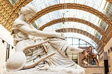 D'Orsay Tour for Kids & Families with Skip-the-line Tickets & Must-See Pieces