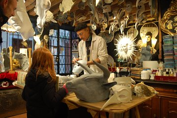 Venice Private Mask-Painting Workshop
