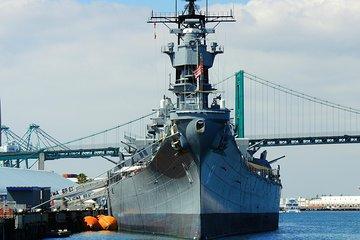 Battleship USS Iowa Museum Extended Experience