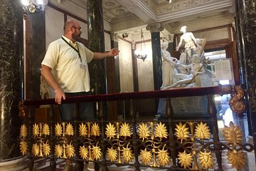 Der Palazzo des Barons Pasquale...