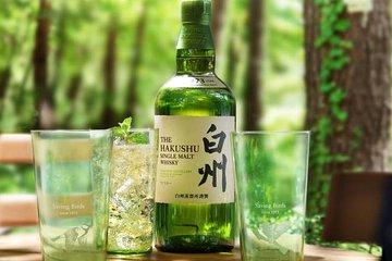 Suntory whisky distillery tasking day tour for VIP from Tokyo
