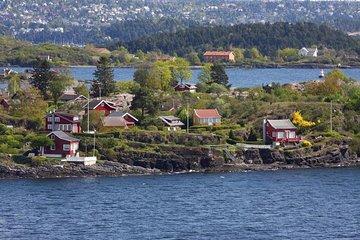 Fishing in Oslo Fjord