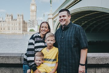 Private Family Photo Shoot in London