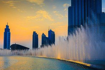 3 hour Walking Photography Tour around the Burj Khalifa