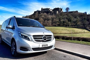 Stirling Luxury Private Tour with Scottish Driver