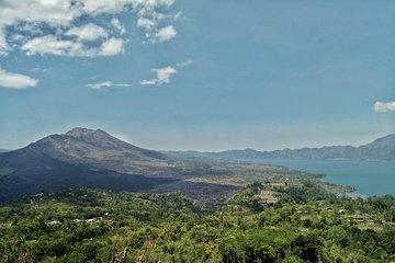 Kintamani Active Volcano Tour
