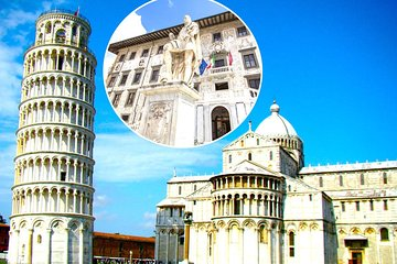 Skip-the-Line Private Tour of Leaning Tower & Pisa Top Attractions Tickets