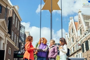The History of Amsterdam: Anne Frank & Jewish Culture Private Tour