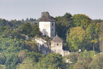 From Krakow: Ojcow National Park and Pieskowa Skala Castle