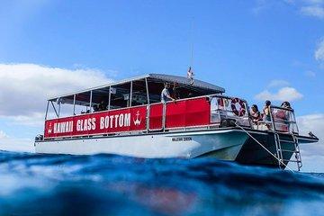 Afternoon Waikiki Glass Bottom Boat Cruise