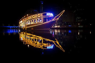 Alexandra Dhow Cruise in Dubai Marina