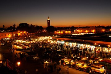 Private Tour: Marrakech Medina By Night