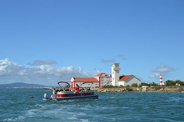 Ria Formosa Natural Park Two Islands Boat Trip in Faro