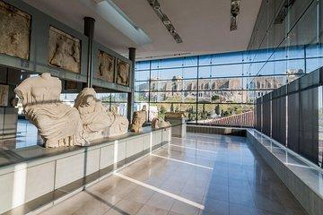 Acropolis of Athens Walking Tour with Optional New Acropolis Museum Visit