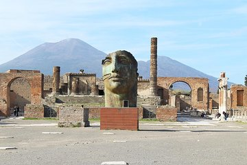 Skip-the-Line Exclusive Private Ancient Pompeii & Vesuvius Volcano Full Day Tour