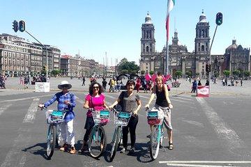 POR TENOCH Mexico City Downtown Bike Tour