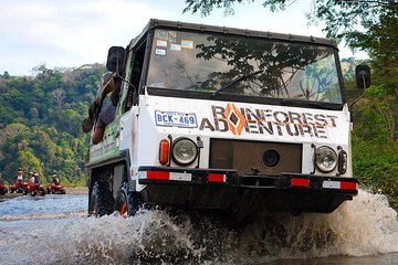 4x4 Rainforest Tour - Lunch & Waterfall Included
