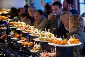 Madrid Food Tour - Spanish Local Gastronomy & History 3-course Lunch or Dinner Tickets