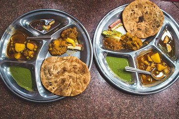 Food Walk tour of Old Delhi with a local guide Tickets