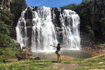 Pacote Ouro! 4 cachoeiras Parque...