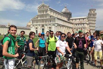 Private Tour: Historic Pisa by bike