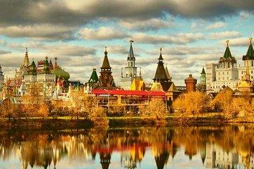 Izmailovo Kremlin And Flea Market Tour