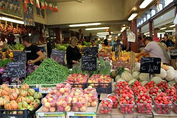 Private Full-Day Tour 3 countries in 1 Day: Italian Markets, Menton and Monaco