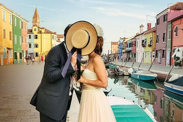 Photo Shooting in Burano island