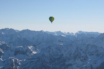 Exclusive Pyrenees Hot Air Balloon Barcelona