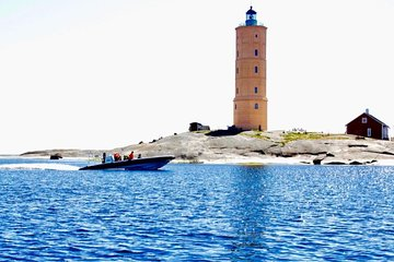 Helsinki Archipelago High-speed Boat Cruise afternoon tour