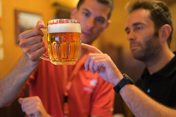 3-hour Beer Tasting Tour in Brussels Tickets