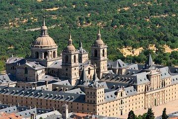 El Escorial, Valley of the Fallen & Toledo Day Tour from Madrid