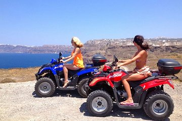 Image result for ATVs santorini