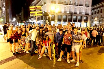 Pub Crawl in Madrid