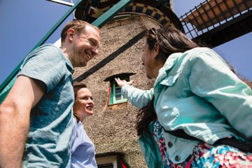 PRIVATE Authentic Zaanse Schans Tour with Chocolate & Cheese Tastings Included